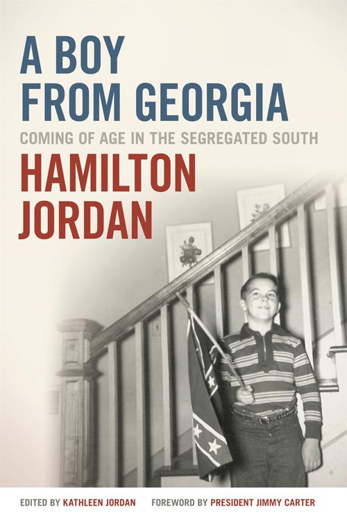 Hamilton Jordan Boy from Georgia