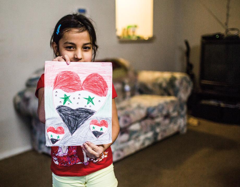 Syrian refugees Clarkston Georgia