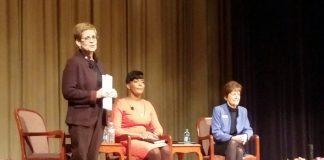 Cathy Woolard endorses Mary Norwood