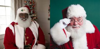 What it's like to be Santa