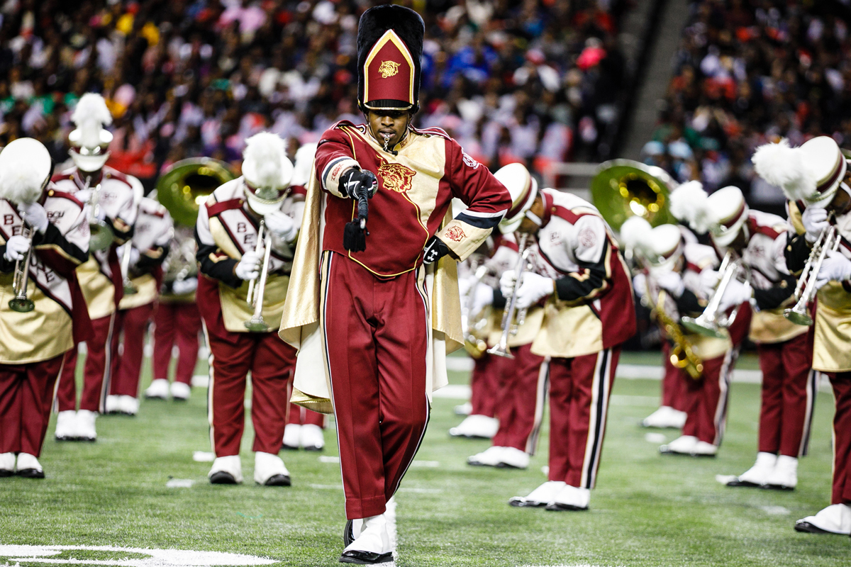 Honda Battle of the Bands—Marching Wildcats