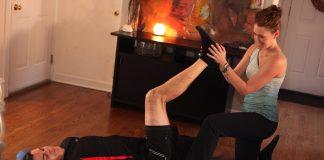 Estelle Harford Ki-Hara Resistance Stretching