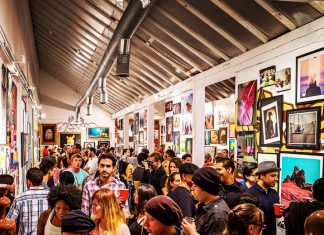Chocolate and Art Show