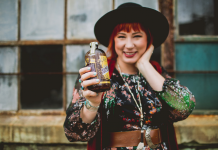 Cultured South Founder Melanie Wade Golda Kombucha