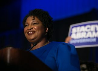 Stacey Abrams Georgia governor candidate