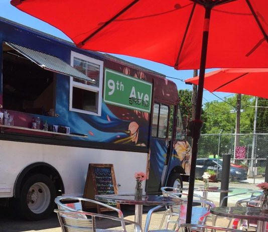 9th Ave Street Food